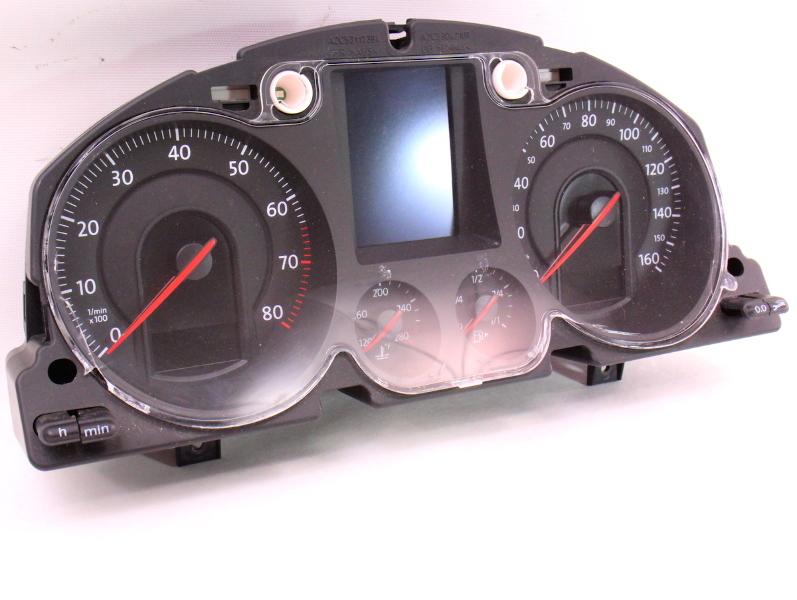 Gauge Cluster Speedometer 06-07 VW Passat B6 73k - Genuine - 3C0 920 970 H