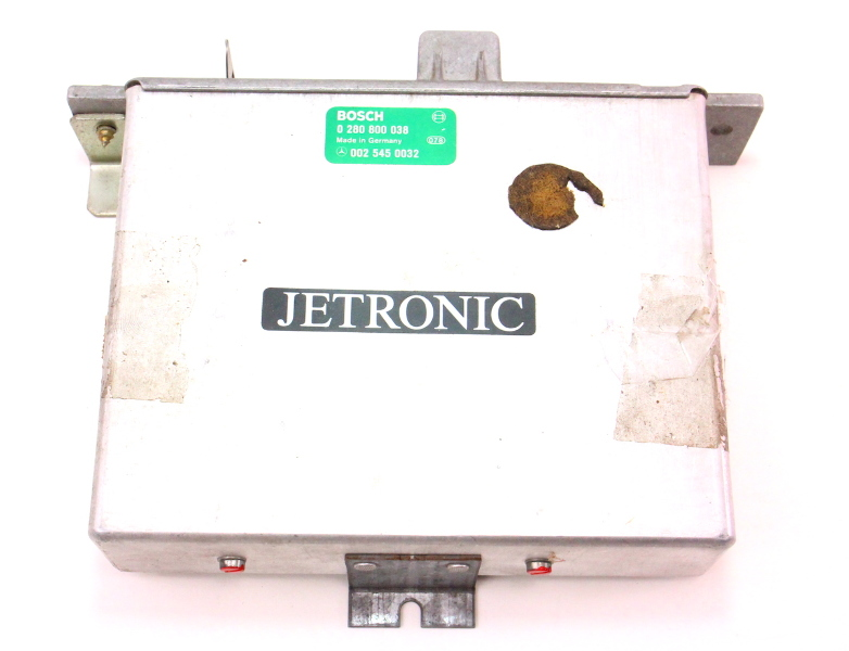 Jetronic Ecu 84-85 Mercedes 500 Sec Sel M117 693