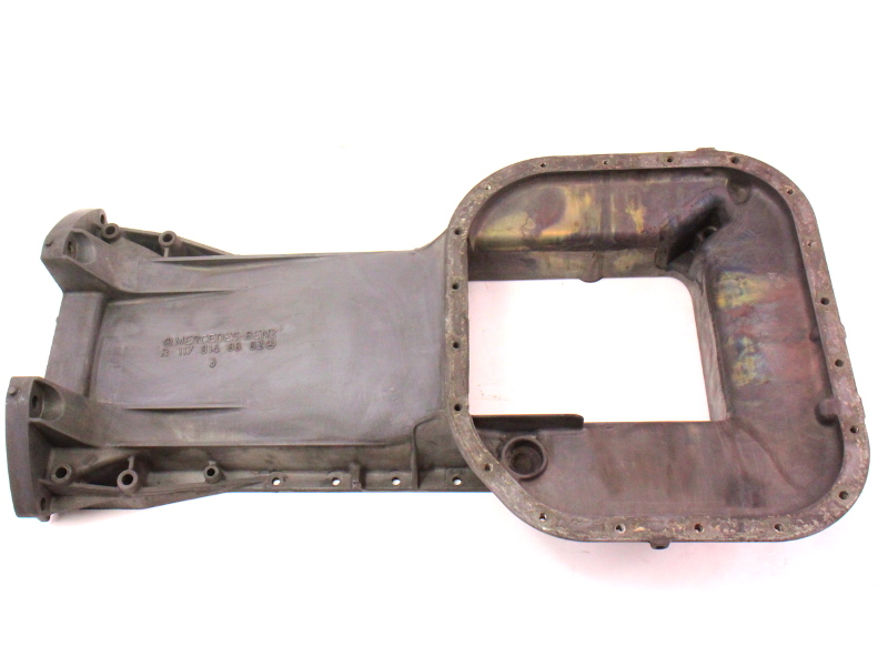 Oil Pan 84-85 Mercedes 500 SEC SEL W126 M117.693 - R 117 014 00 02