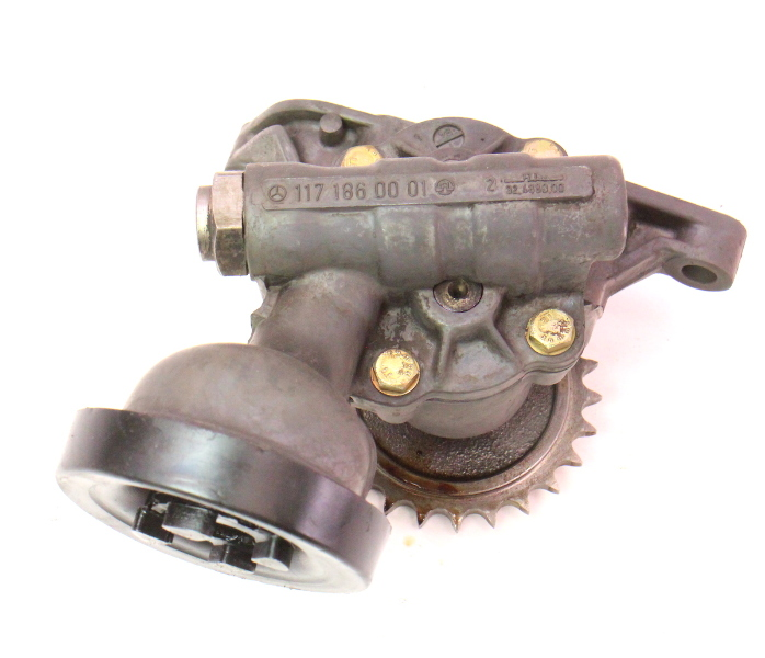 Oil Pump 84-85 Mercedes 500 SEC SEL W126 M117.693