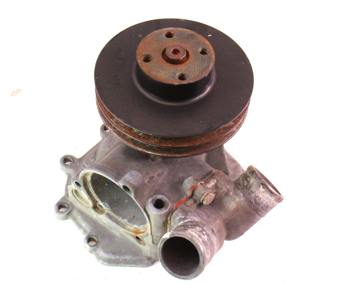 Water Pump 84 85 Mercedes 500 Sec Sel W126 M117 693 117