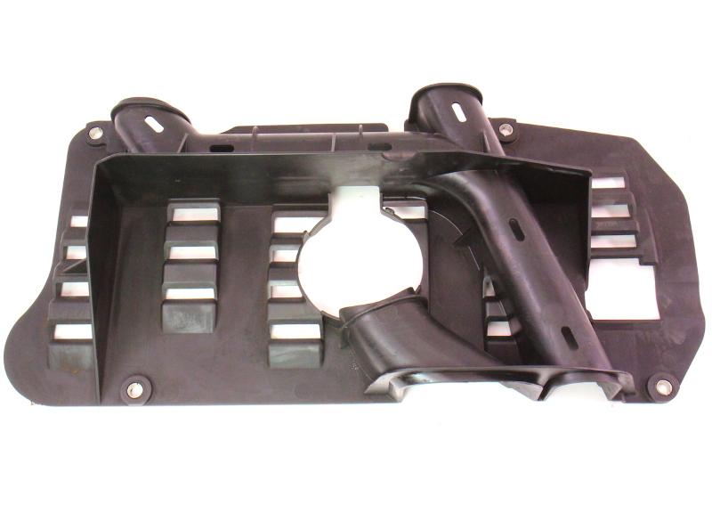 Oil Pan Pump Baffle 07-08 VW Audi Q7 3.6 VR6 BHK - Genuine - 03H 103 623 F