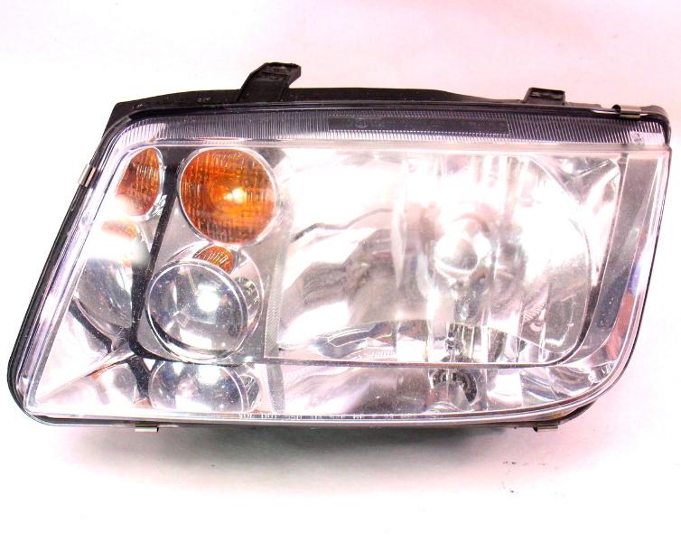 Lh Headlight Head Light Lamp 03 05 Vw Jetta Mk4 Genuine