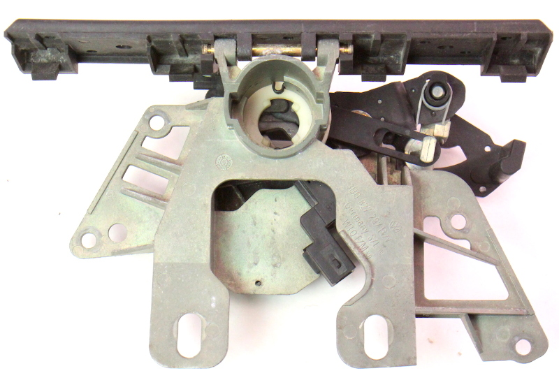 Trunk Latch Actuator Lock Bracket 98 01 Vw Passat Sedan