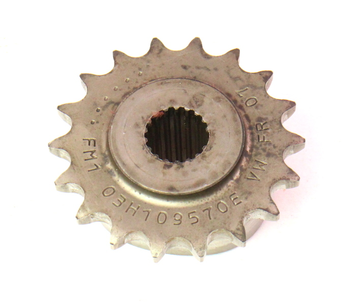 Crank Timing Sprocket 07 08 Vw Audi Q7 3 6 Vr6 Bhk