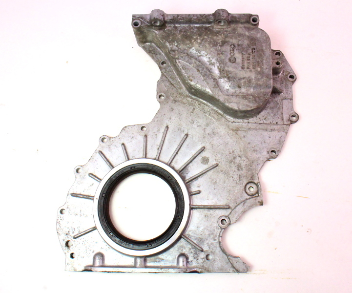 Lower Timing Cover 07-08 VW Audi Q7 Passat B6 3.6 VR6 BHK - 03H 103 173 B