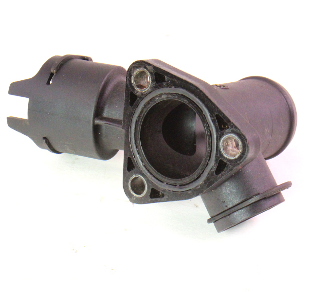Coolant Flange 07-08 VW Audi Q7 3.6 VR6 BHK - Genuine - 03H 121 133