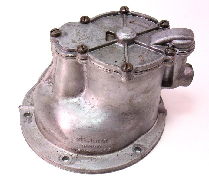 mercedes diesel single port vacuum pump   om pierburg