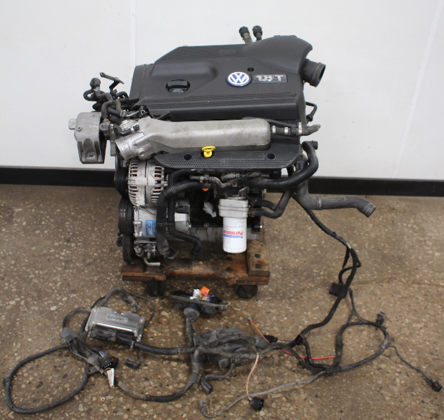 Vw Air Cooled Engine Codes List: 1.8T Engine Motor Swap AWP 02-05 VW Jetta Golf GTI MK4 MK1