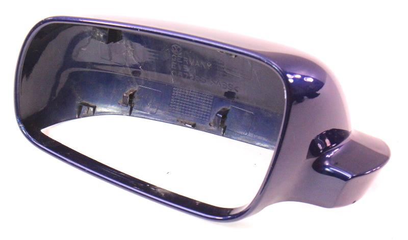 Lh Side View Mirror Cap Cover Vw Jetta Golf Mk4 Cabrio