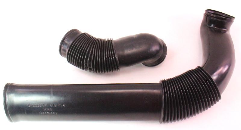 Dash Duct Hvac Ducting Heater Tubes 75 80 Vw Rabbit Pickup Mk1 171 819 724