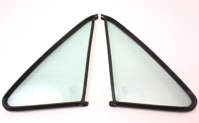 Non Vented Door Quarter Window Glass Amp Seal 75 84 Vw