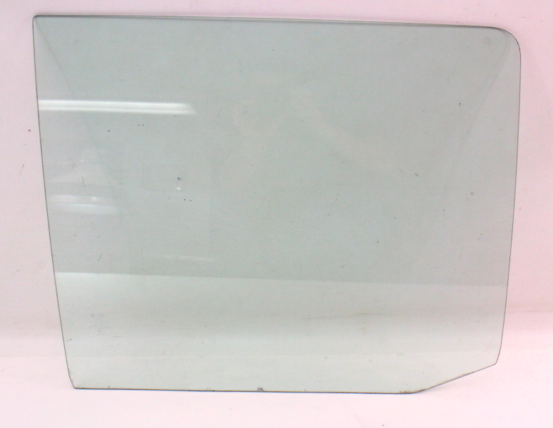 RH Rear Exterior Side Door Window Glass 75-84 VW Rabbit Jetta Mk1 ~ Genuine