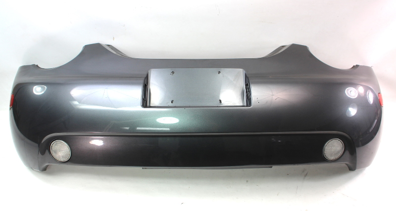 Rear Bumper Cover 99 05 Vw Beetle Ld7x Platinum Grey