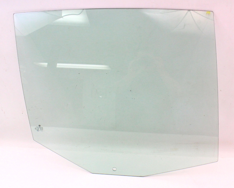 RH Rear Door Window Side Glass 06-09 VW Rabbit Golf GTI MK5 Green Tint - Genuine