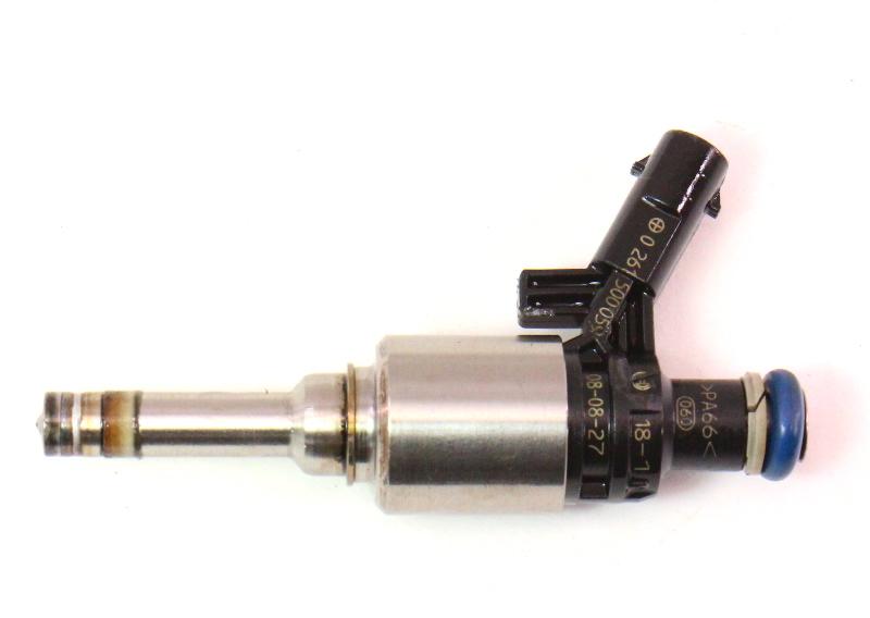 Fuel Injector 09-12 Audi A4 A5 B8 2.0T CAEB - Genuine - 06H 906 036 E