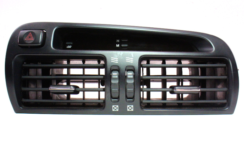 Center Dash Vent Clock Hazard 98-05 Lexus Gs300