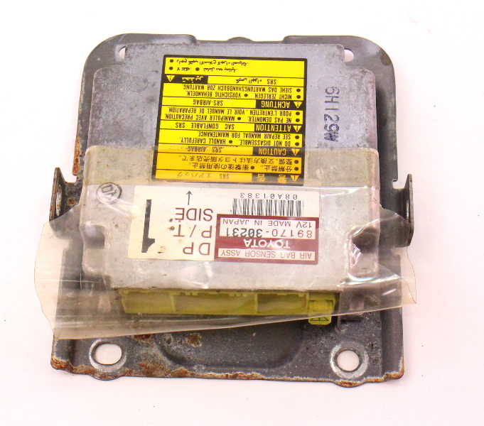 Air Bag Module Computer 98-00 Lexus GS300 2JZ