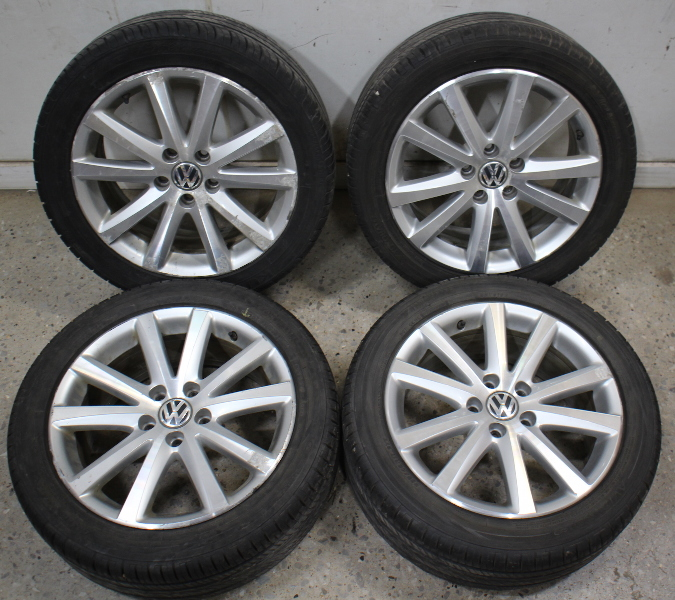 Set Of Wheels Rims Alloy Bbs 17