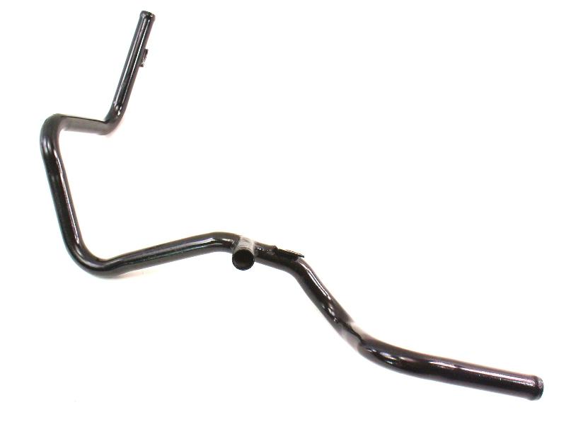 metal coolant pipe vw rabbit scirocco jetta mk1 1 6 diesel