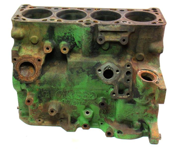1 5 Diesel Bare Block 77 80 Vw Rabbit Dasher Mk1 Genuine