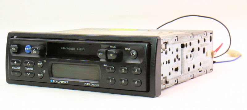 Blaupunkt Pueblo Cr45 Vintage Tape Deck Player Car Radio