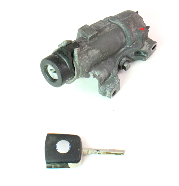 2001 Vw Beetle Ignition Key: Ignition & Key Set 99-05 VW Jetta Golf MK4 Beetle Passat