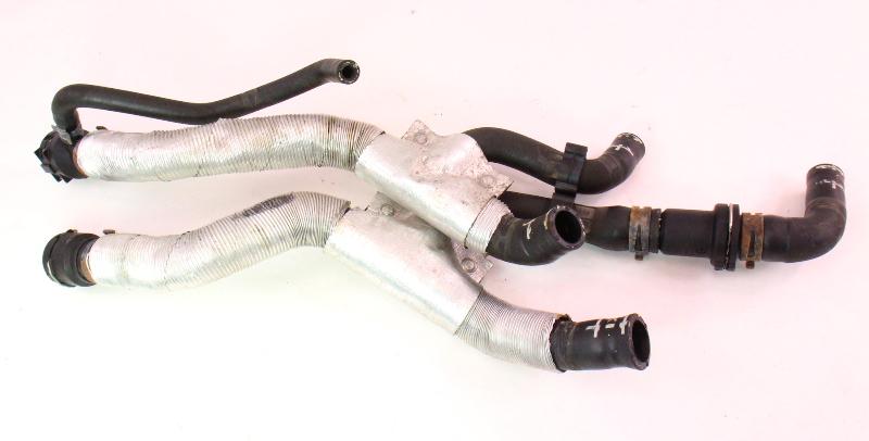 Heater Core Coolant Hose Audi A3 Jetta GLI GTI MK5 2.0T FSI - 1K0 122 157 DT