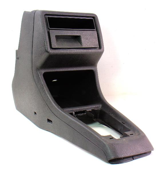 Front Center Console VW Jetta Golf 85-92 Mk2 Black - Genuine