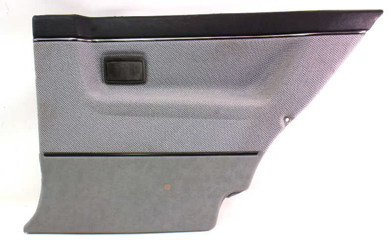 RH Rear Interior Side Panel 85-92 VW Jetta Coupe Golf MK2 2 Door - 191 867 044