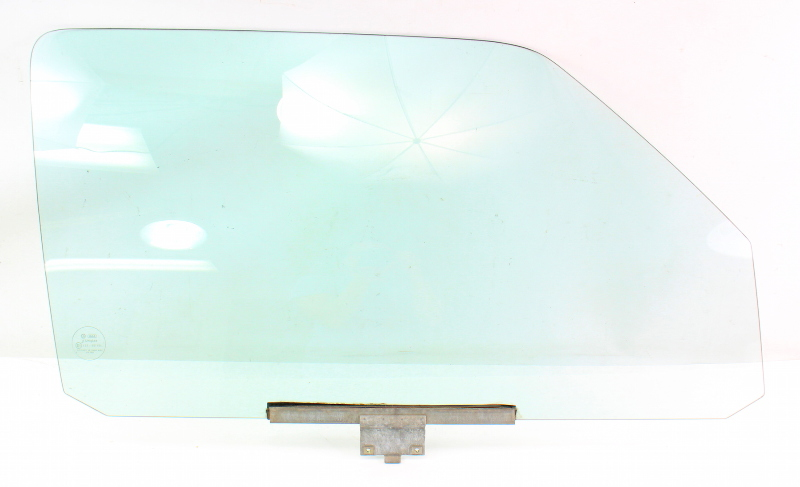 RH Front Side Window Door Glass 88-92 VW Golf GTI Jetta Coupe 2 Door Mk2