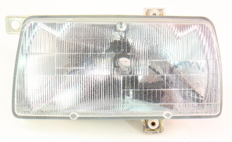 LH Headlight Head Light Lamp 85-92 VW Jetta Golf Mk2 ~ Genuine