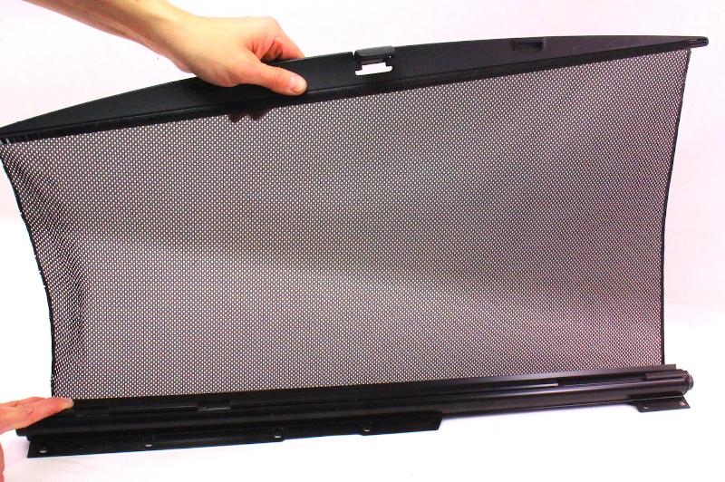 LH Rear Door Side Window Sun Shade Screen 06-10 VW Passat B6 ~ 3C5 861 333 A