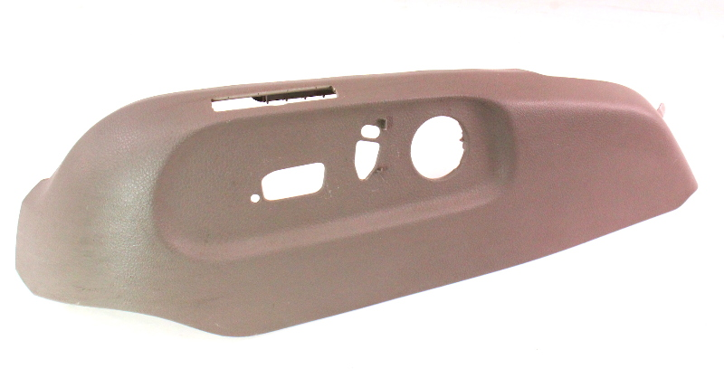 Driver Seat Side Switch Trim Cover Panel 06-10 VW Passat B6 ~ 3C0 881 317 E