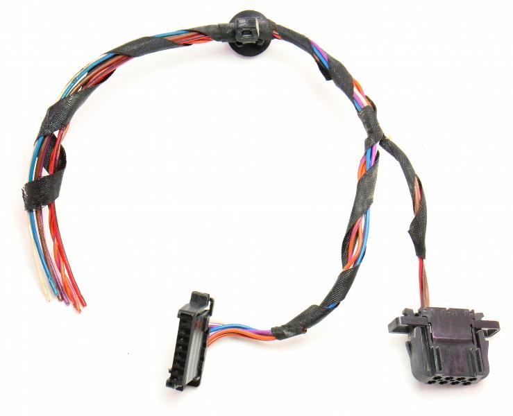 Satellite Radio Module Wiring Harness Pigtail 06-10 VW Passat B6 - Genuine