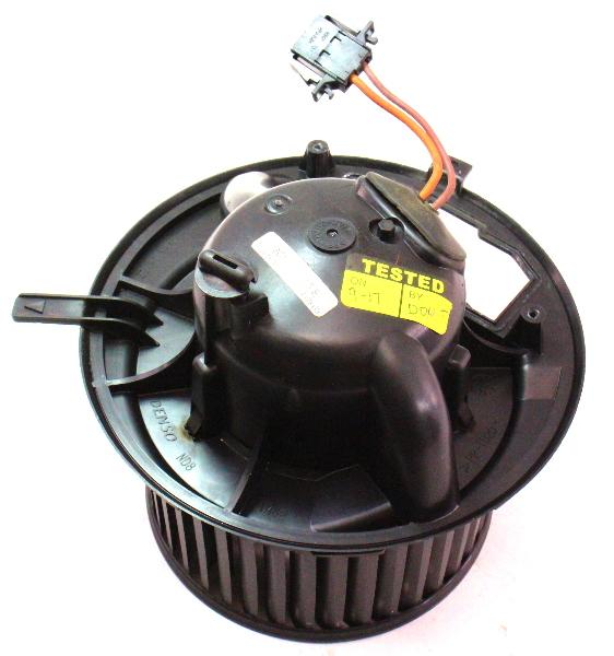 Heater AC Blower Fan Motor HVAC 06-10 VW Passat B6 - Genuine - 3C1 820 015 E