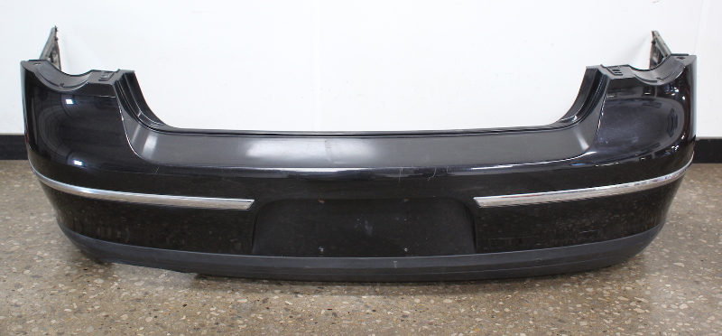 Genuine Rear Bumper Cover 06 10 Vw Passat Sedan B6 Lc9x