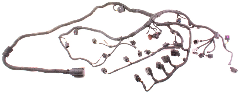Engine Wiring Harness 06 07 Vw Passat B6 3 6 Vr6 Swap Blv