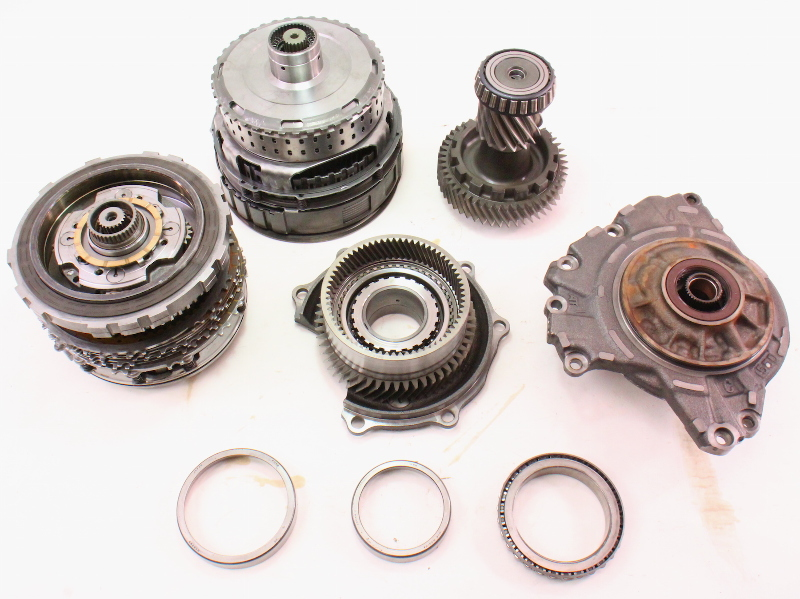 Transmission Internal Parts Lot Gears  06-07 VW Passat B6 3.6 FWD HTY - Genuine