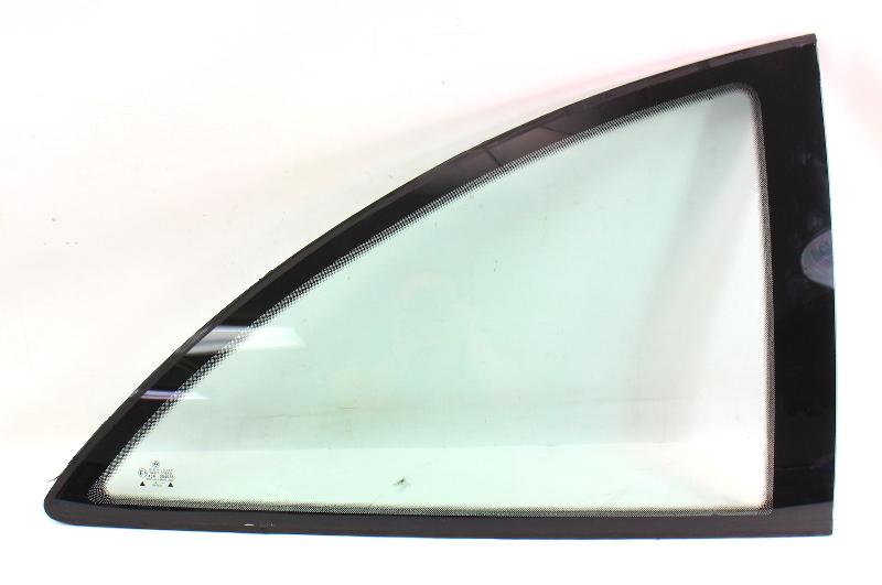 RH Rear Quarter Window Glass 98-10 VW New Beetle Coupe - Genuine