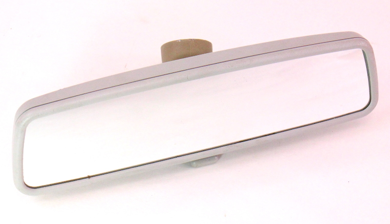 Interior Rearview Mirror Gray 98-05 VW Jetta Golf GTI MK4 Passat . 3B0 857 511 G