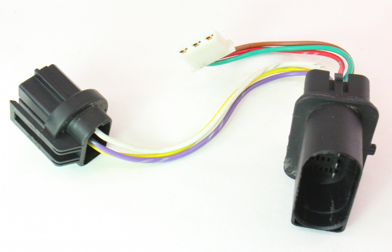 Internal Headlight Wiring Harness Plugs Connectors 99