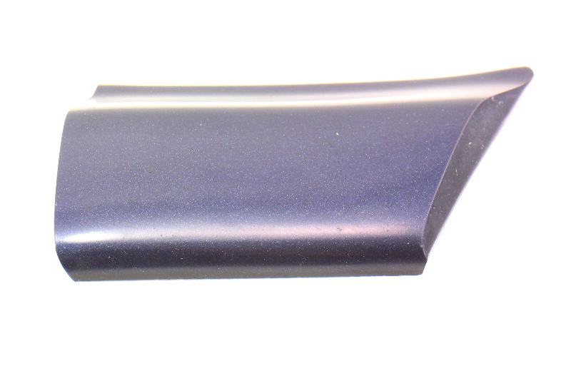 Rh Front Small Fender Moulding Trim 95 99 Jetta Golf