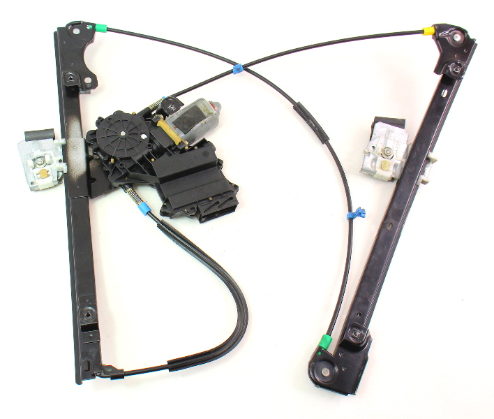rh front power window regulator  u0026 motor 93 99 vw jetta mk3