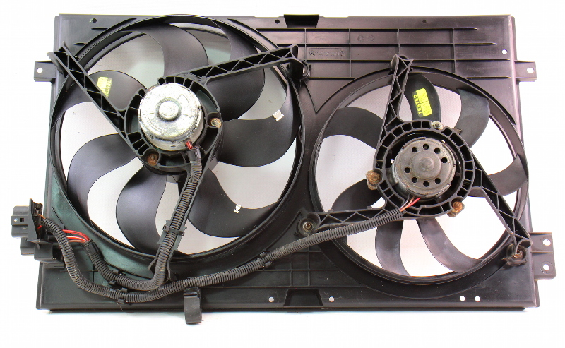 Engine Cooling Fans Amp Shroud 99 05 Vw Jetta Golf Gti Mk4
