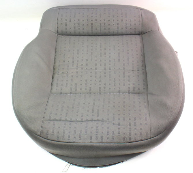 Front Seat Cushion Amp Cover 02 05 Vw Jetta Golf Mk4 Grey