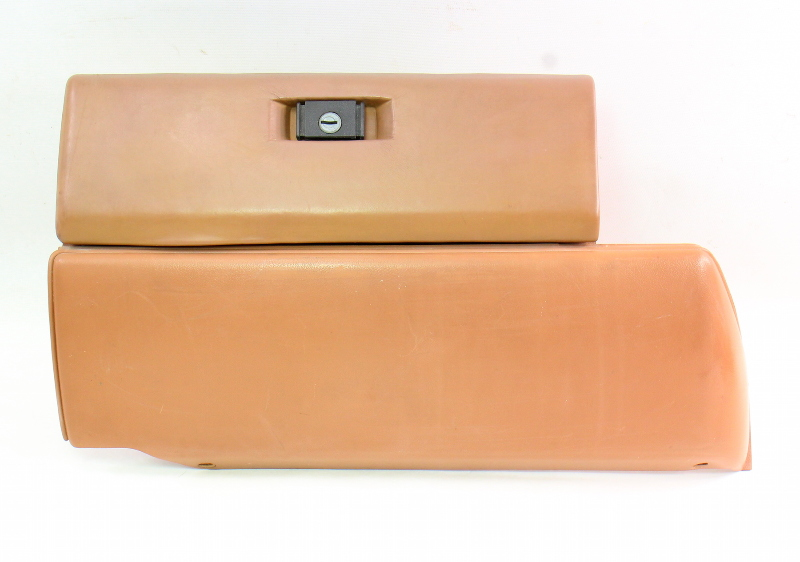 Brown Glovebox 81 84 Vw Rabbit Gti Mk1 Glove Box Genuine