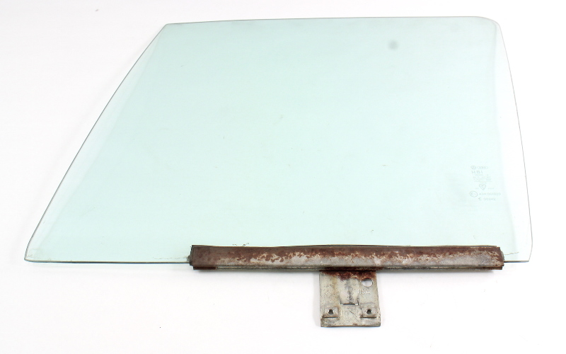 LH Front Side Door Window Glass 80-84 VW 4 Door Jetta Rabbit Pickup Caddy MK1 -