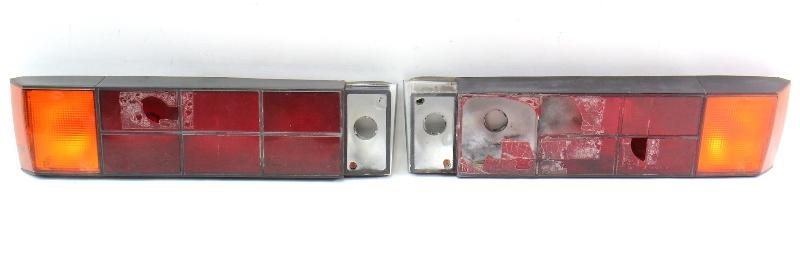 Taillight Lamp Set 81-84 VW Rabbit GTI MK1 - Genuine - 175 945  095 / 096 A