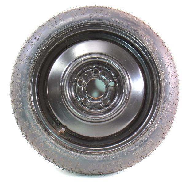 Spare Wheel Tire Donut Subaru 5x100